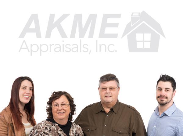 AKME Appraisals Team